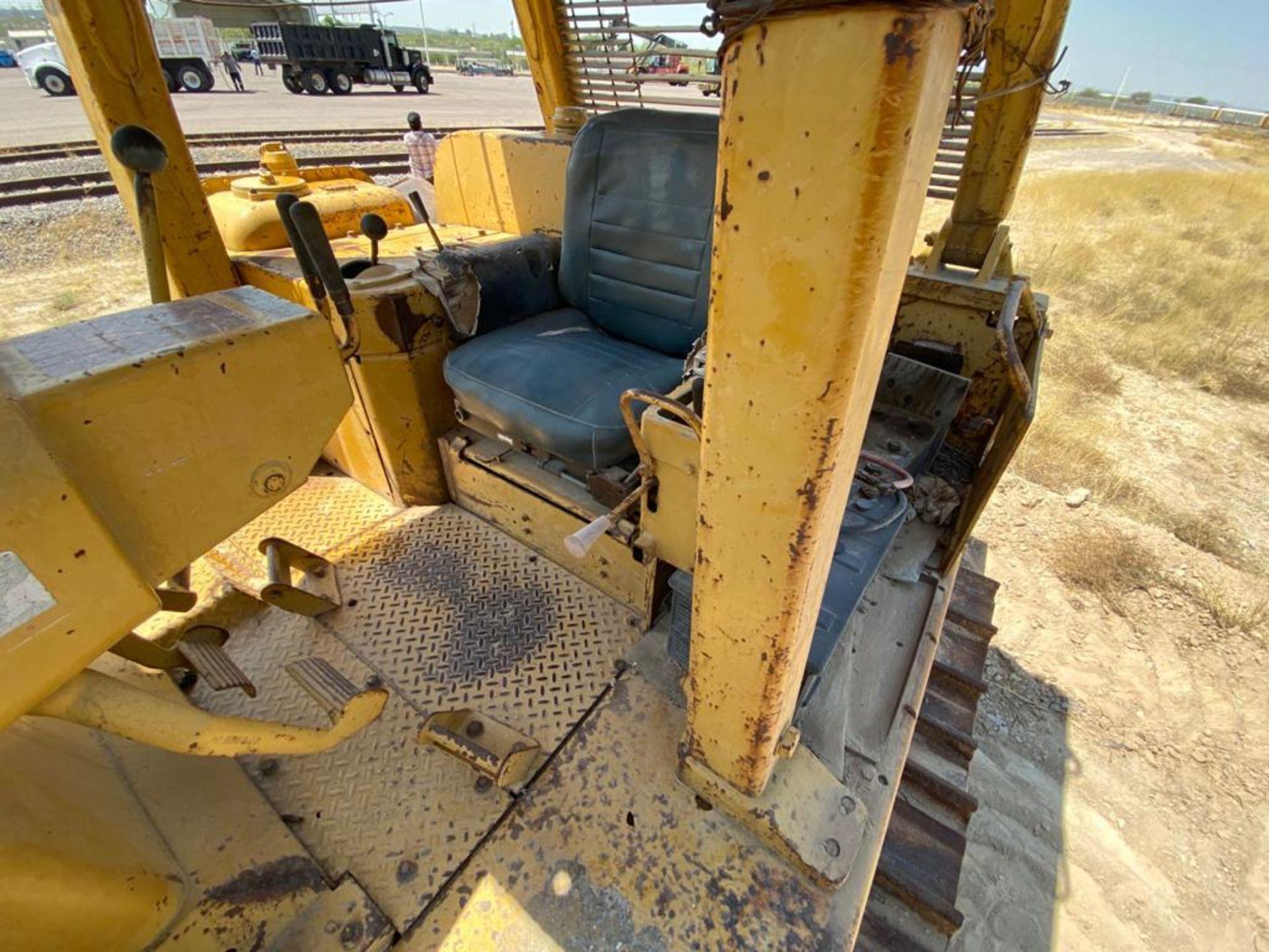 Caterpillar D7G Bulldozer, Serial number 92V5897, Diesel motor - Image 34 of 48