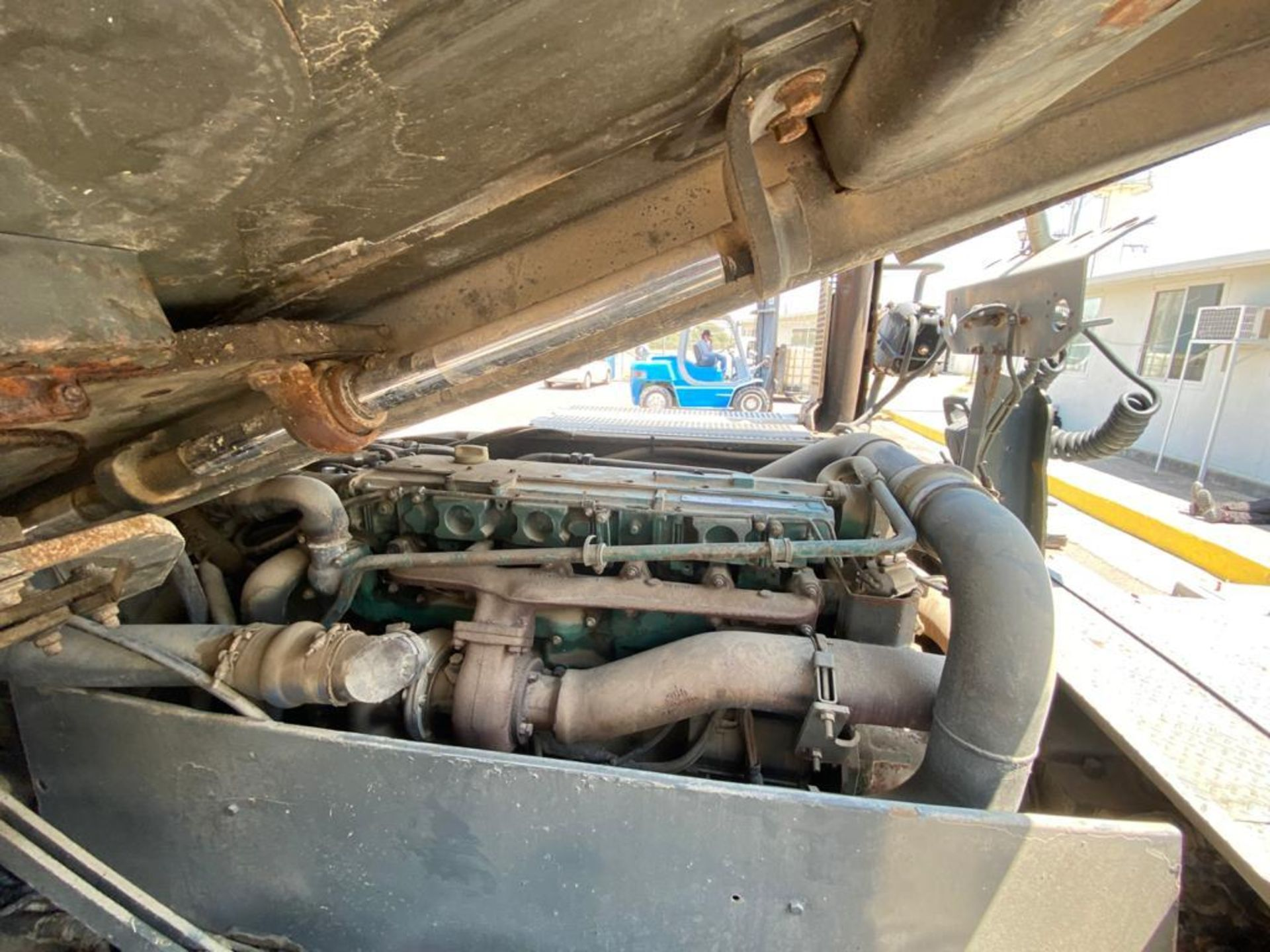 Terberg Capacity 2002 Terminal Tractor, automatic transmission - Image 39 of 57