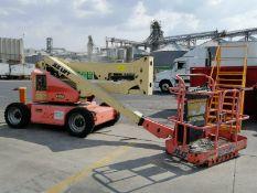 1 JLG Lift model E450A year 2001 N/S 0300063074 maximum lift 12 meters. Please inspect.