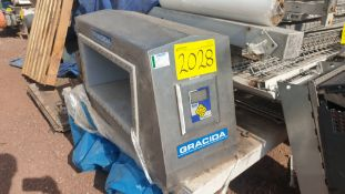 1 Gracida metal detector