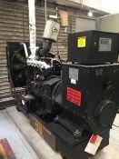 GS125 Emergency plant, John Deere motor, KW150 KVA: 187.5 VOLTS 220