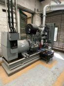 Otomotores Emergency plant, KW:300 KVA 375 VOLT:220-440