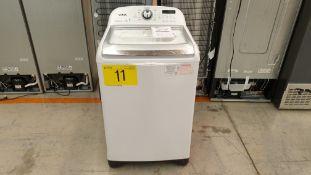 1 Lavadora mara Winia de 19 kilos color blanco modelo DWF-DG1B386CSW1