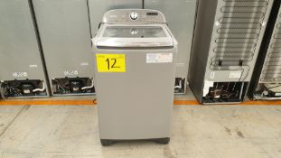 1 Lavadora mara Winia de 19 kilos color gris modelo DWF-DG1B386CSW1