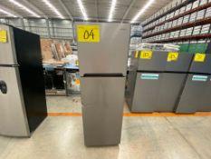 1Refrigerador marca Winia color gris modelo DFR25210GN N/S MR213N12460160