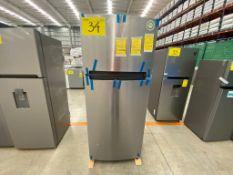 1 Refrigerador mara Whirlpool color gris modelo WT1818A N/S VSA0958925