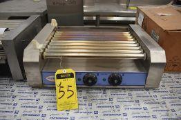 NUEVOS Roller Para Salchicha De Hot Dog eléctrico (Hot Dog Grill) Marca Kreppsland, Modelo Cz-9,110v
