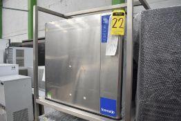 Fábrica De Hielo Marca Icematic, Modelo M502flax220/60/1, Capacidad 460 Kg/24 H, 220v/60hz