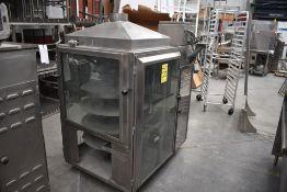 Maquina Tortilladora De Harina Trigo Marca Torcal, Acero Inoxidable Usada,