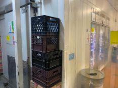 Cámara de refrigeración medidas 5.50 x 2.80 x 2.45 (7 paneles, 5 techos aprox) cuenta