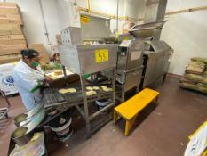 1 Maquina tortilladora marca TecnoMaiz modelo RT-50E No de serie 0909CE245