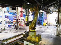 2008 FANUC Robot, Model M9/3000 , 3 axles, 50 kg capacity (please inspect)