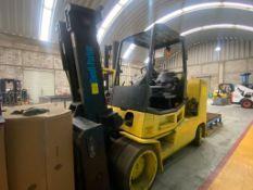 Elwell-Parker Forklift, Model ESI250, S/N 28524, Year 2006, LP gas, 25000 lb Capacity
