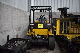 Yale Forklift, Model GLC155VXNGBV126, S/N F879V01886N, Year 2015, 14050 lb Capacity