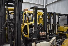 Lot of 2 Forklift, Hyster and Yale