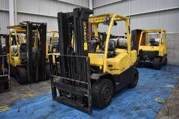 Hyster Forklift, Model H80FT, S/N U005V07045S, Year 2018, 7500 lb Capacity, Hours 8603