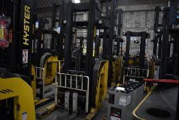 Yale Electric Forklift, Model NR040DANM24TE107, S/N A295N04896K, Year 2012, 4000 lb capacity