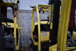 Lot of 2 Hyster Forklift