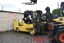 Hoist Forklift, Model F250°30, S/N 28841, Year 2007, LP gas, 25000 lb