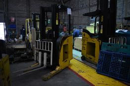 Yale Electric Forklift, Model NR035DANS24TE095, S/N A295N05180K, Year 2012, 3500 lb