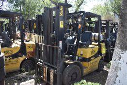 Yale Forklift, Model GTP25MX, S/N D871R02912P, 5000 lb capacity