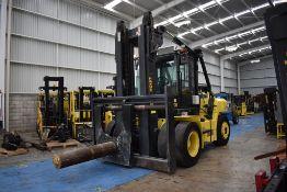 Hoist Forklift, Model P360@36, S/N 30335, Year 2015, 36000 lb Capacity