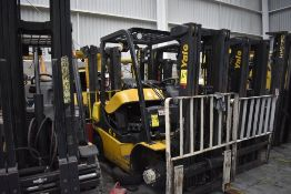 Lot of 2 Forklif, Hyster and Yale