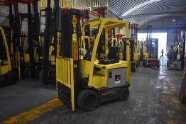 Hyster Electric Forklift, Model E50XN-27, S/N A268N20224P, Year 2016, 4750 lb Capacity