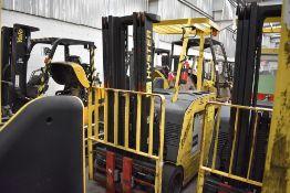 Hyster Electric Forklift, Model E40HSD2-21, S/N B219N02763M, 3850 lb Capacity