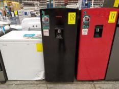 Refrigerador Convencional marca Hisense, Modelo RR63D6WRX, Serie 1B0176Z0150JBDEDTE20513, Color Neg