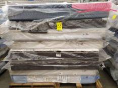 Lote de 4 colchones Matrimoniales con base tipo Box: 1 Marca America LB-325716/base Restonic 325715