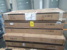 Tarima con 6 cajas de Muebles para armar,LB-330218/333682/332755/342206/343095/342207, Favor de ins