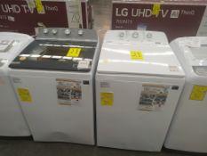 Lote de 2 piezas: Lavadora Marca Whirlpool de 22 Kg, Modelo 8MWTW2224wjm0, Serie HLA2945927, Color