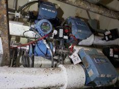 Lot of (5) Rosemount Mass Flow Sensors | Rig Fee: $625