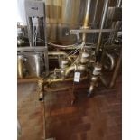 Sanitary Control Valve Cluster | Rig Fee: $200