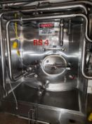 Cherry Burrell 6,500 Gallon Stainless Steel Silo, Top Drive Vertical Agitator, S | Rig Fee: $8900