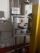Stainless Steel Flow Fitting Manifold | Rig Fee: $150