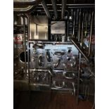 Stainless Steel Flow Fitting Manifold | Rig Fee: $300