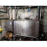 Klenzade CIP Skid, W/ Heat Exchanger, Ref. Tanker Bay | Rig Fee: $650