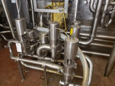 Sanitary Control Valve Cluster | Rig Fee: $150