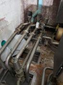Lot of Sanitary Pipe, Valves & Fittings | Rig Fee: $750