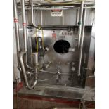 Walker 42,000 Gallon Stainless Steel Silo, Bottom Horizontal Agitator, M# 8334, | Rig Fee: $12000