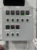 Cellar Control Panel for 90 and 60 BBL FVs and Brite Tanks - Subj to Bulks | Rig Fee: $250