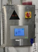 Cellar Control Panel for 120 BBL FVs and Brite - Subj to Bulks | Rig Fee: $250