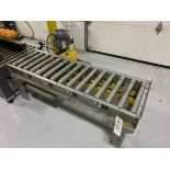 Powered Roller Conveyor, Approx 5ft L - Subj to Bulks | Rig Fee: $50