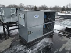 2015 Pro Chiller Glycol Chiller, 16 R-Tons, Dual 12 HP Compressors - Subj to Bulks | Rig Fee: $3500
