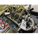 Kegging Manifold with Fittings - Subj to Bulks | Rig Fee: $50