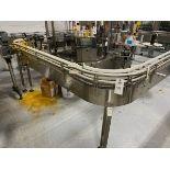 2017 Garvey Bottle Conveyor, Powered, 3.5in Conveyor Belt Width - Subj to Bulks | Rig Fee: $750