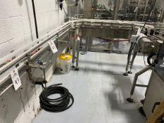 2017 Garvey Bottle Conveyor, Powered, 3.5in Conveyor Belt Width - Subj to Bulks | Rig Fee: $500