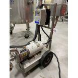 Mobile Centrifugal Transfer Pump, with VFD, 3 HP - Subj to Bulks | Rig Fee: $50